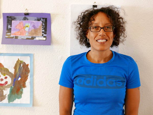 Josetta Malcolm, activity leader (Yoga Teacher)